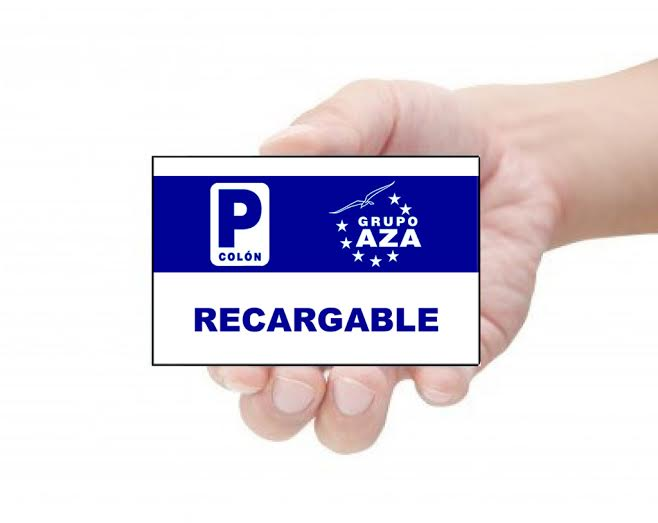 RECHARGEABLE CARD