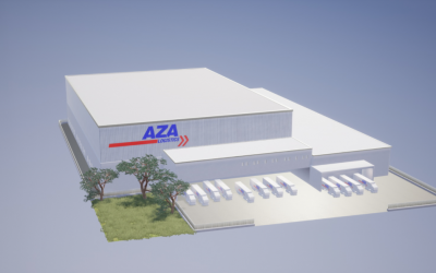Grupo AZA invests in industrial land in Sagunto